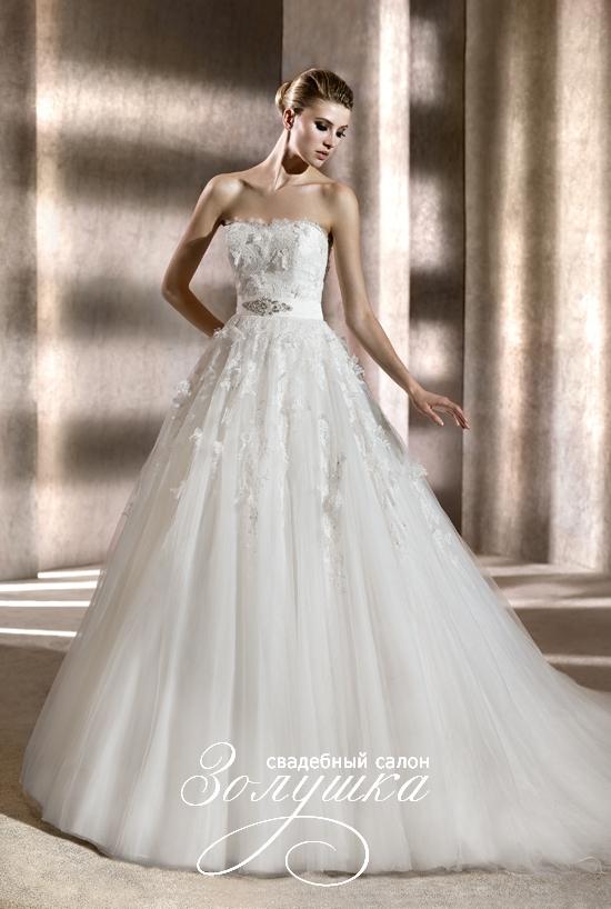BATISTA - цвет off white(молочный) - - Каталог - свадебный салон в